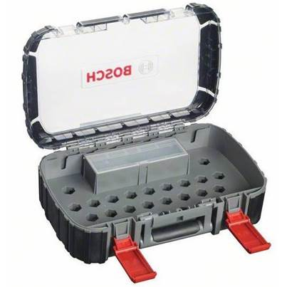 Bosch Hole Saw Set Carry Case To Suit Most Holesaws