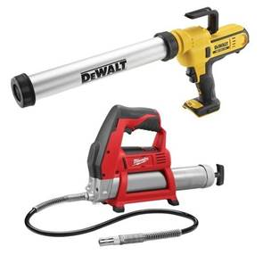 view Cordless Grease Guns & Caulkers products