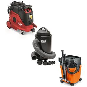 view Vacuums & Dust Extraction products