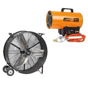 view Workshop Heaters / Fans products