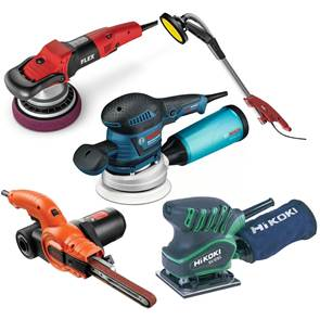 view Sanders & Polishers products